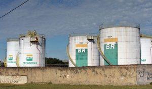 Centro de Distribuição da Petrobras no SIA, Terminal Terrestre de Brasília, onde se armazena e distribui produtos da companhia para os postos de combustíveis do Distrito Federal.